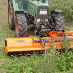 KMHeavy duty front and rear mounted flail mowers
