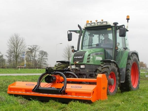 Perfect Front and rear mounted flail mowers - KR Series