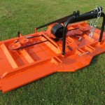 Orchard rotary mowers on skids - Series LF