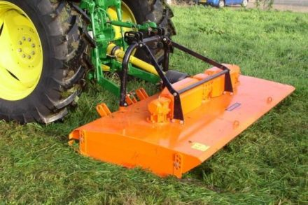 Gear drive rotary mowers - Series LK