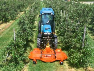 Extra low orchard rotary mowers - Series T