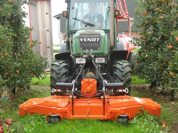 Extreme compact orchard rotary mowers - Series TKF and TKR