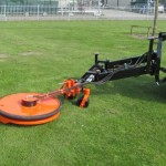 Perfect front mower swing SZX-850
